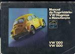 MANUAL FUSCA 73-74