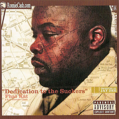 Phat Kat – Dedication To The Suckers EP (CD) (1999) (FLAC + 320 kbps)