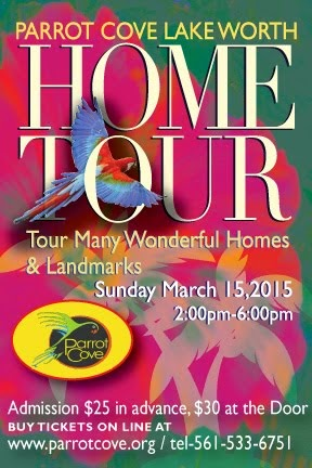 Home Tour ~ Parrot Cove Style