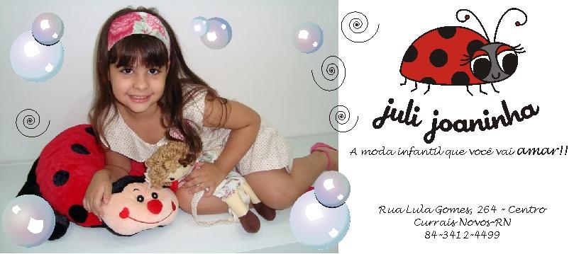 JULIJOANINHA MODA INFANTIL