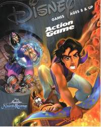 Aladdin Nasira's Revenge PC Game