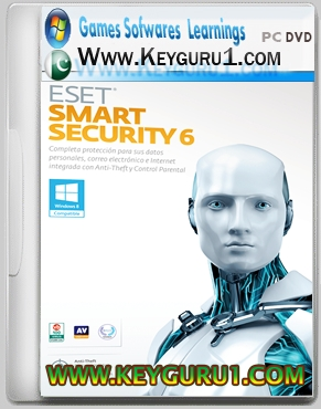 ESET Smart Security 6.0.316.0 With Keys Valid Upto 2014 Free BY