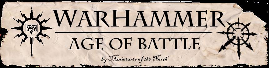 Warhammer Age of Battle