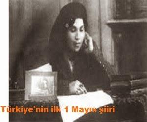 Türkiye'nin ilk 1 Mayıs şiiri