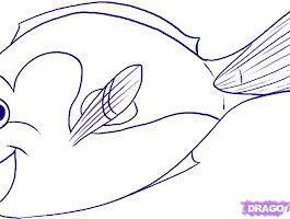 Coloring Pages Sharks And Rays