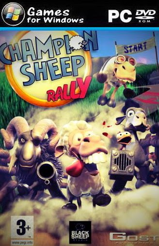 Download Game Champion Sheep Rally Full PC