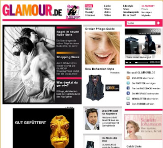 6 Glamour 10 of the Most Popular Fashion Websites