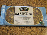 Live Pumpkin Bar