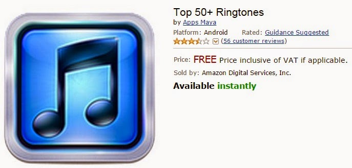 RingTones Application