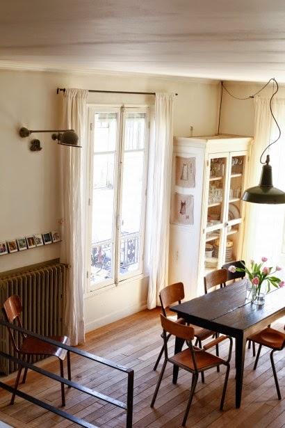 scandimagdeco le blog visite priv e d 39 une maison familiale style broc et r cup. Black Bedroom Furniture Sets. Home Design Ideas
