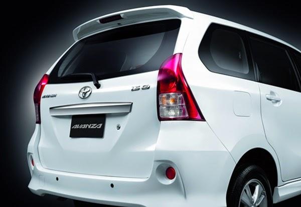 Toyota Avanza versi 1.5 S Touring 2014