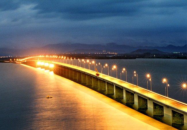 Cầu Thị Nải, Cau Thi Nai, Anh dep ve Binh Dinh