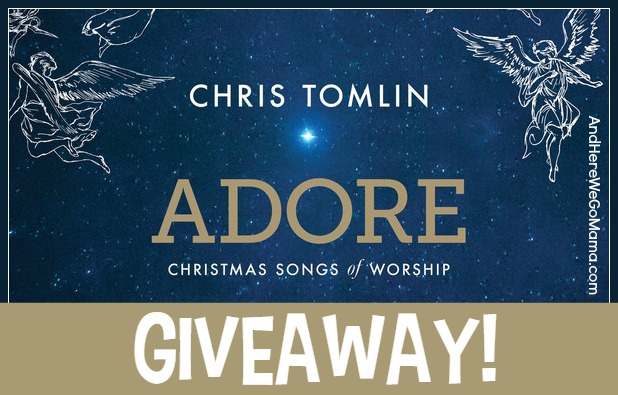 giveaway chris tomlins adore cd