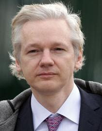 assange: internet greatest spying machine