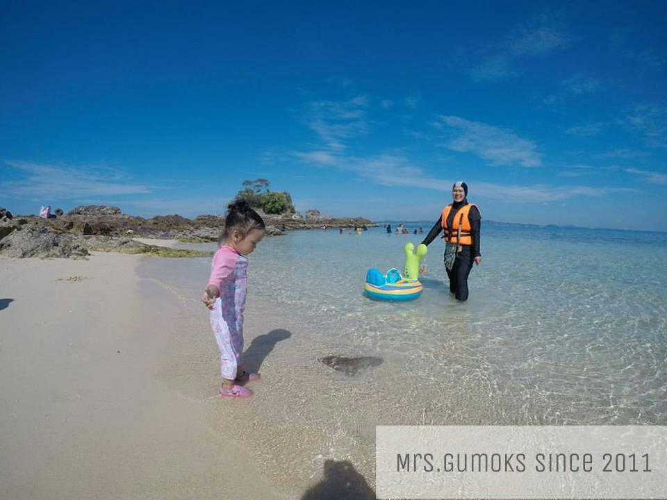 Pulau Kapas - April 2017