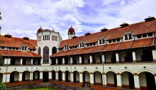 Tempat Wisata Semarang yang Paling Menarik