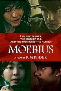 Moebius (2013) - Movie Review