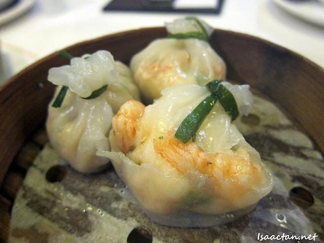 Spring Garden shrimp dumpling
