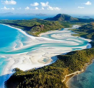 White beach heaven Tempat Teindah Didunia dengan Pemandangan Paling Indah