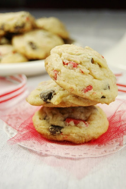 Peppermint Crunch Cookiesfrom Bell'Alimento And McCormick Recipe ...