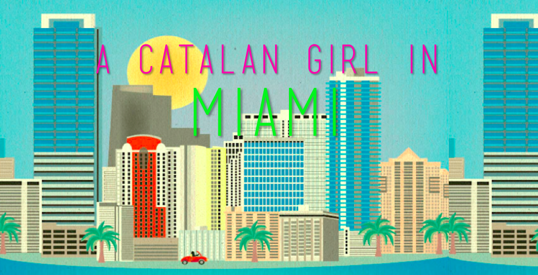 a catalan girl in miami