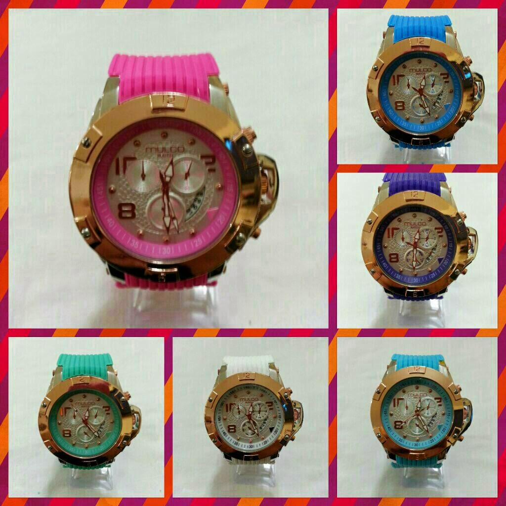 RELOJ MULCO WATCH