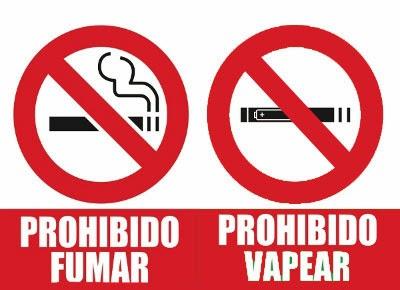 Sabemos que contiene el humo del tabaco.
