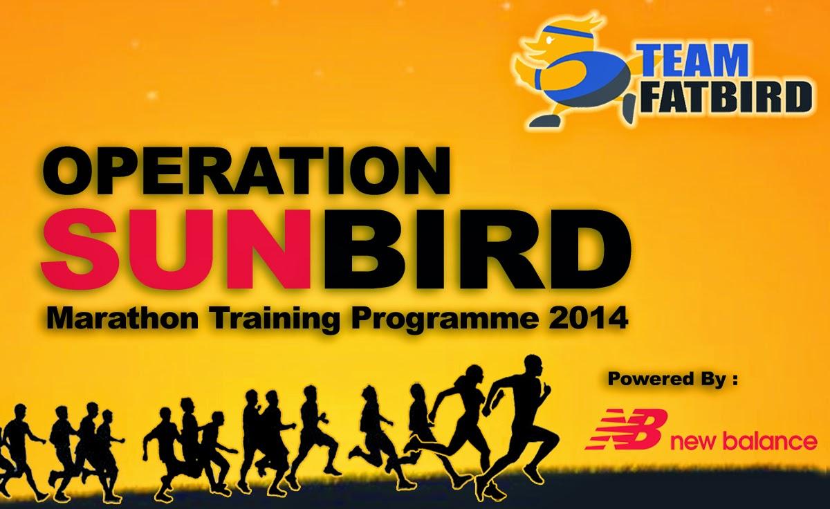 Operation Sunbird 2014: Mark Your Calendars!
