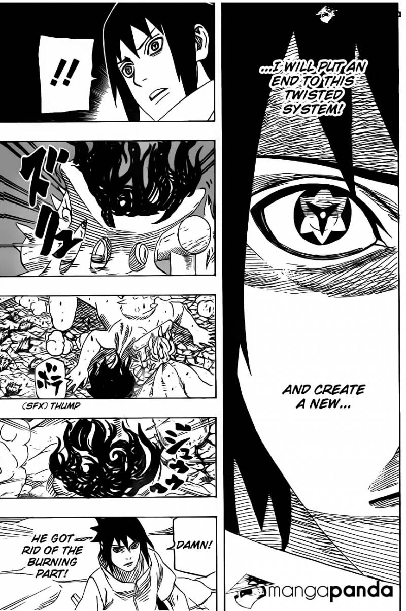 13, Naruto chapter 635   NarutoSub