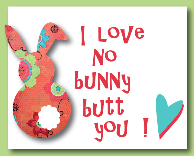 Ashley DiAnn – Make Your Own Easter Cards