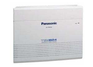 Menjual PABX Panasonic, Kapasitas 24 Ekstension dengan harga terjangkau di Pekanbaru