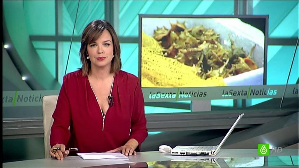 CRISTINA VILLANUEVA, LA SEXTA NOTICIAS (12.10.13)