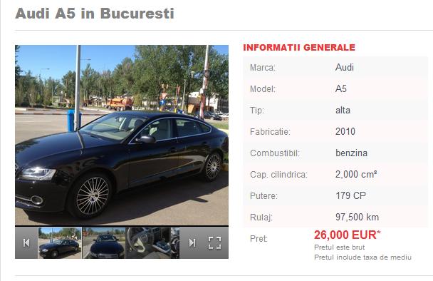 http://www.vitan-auto.ro/anunturi/23427/autoturisme/audi-a5.html