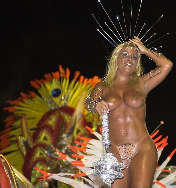 Rio Carnival 2000