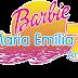 Maria Emília em Barbie Vida de Sereia