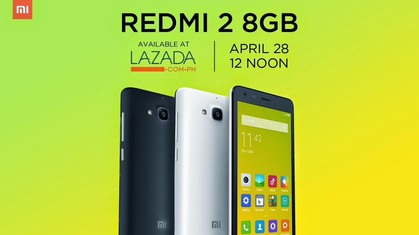 Xiaomi Redmi 2 Sale in Lazada