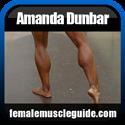 Amanda Dunbar Female Bodybuilder Thumbnail Image 5