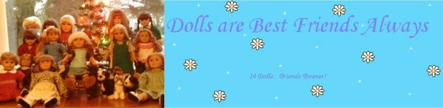Dolls Are Best Friends Always