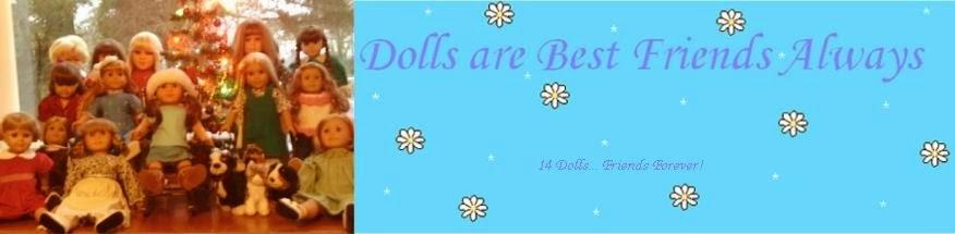 Dolls Are Best Friends Always