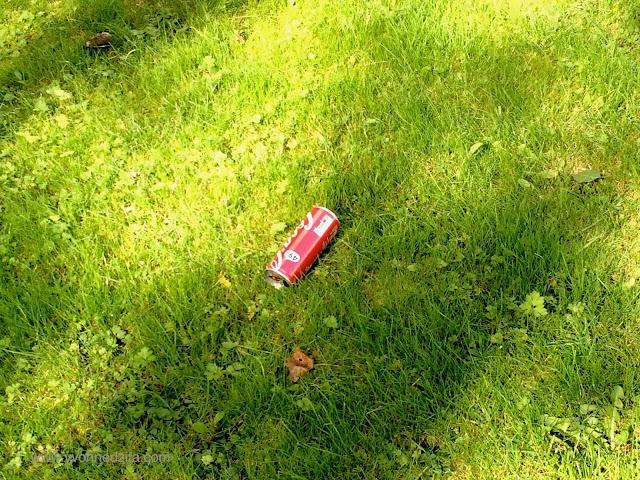 Someones rubbish