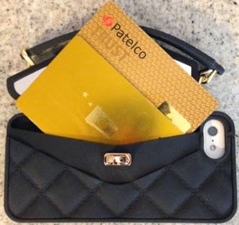 pursecase for iPhone5 and other smartphones