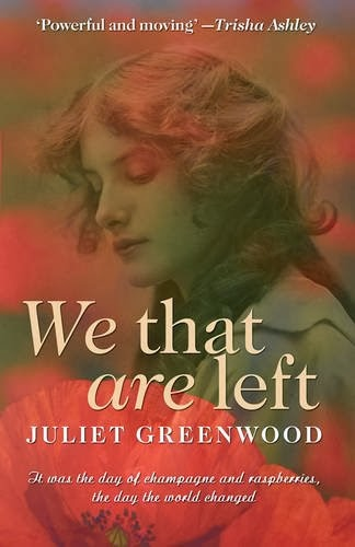 http://www.amazon.co.uk/That-are-Left-Juliet-Greenwood-ebook/dp/B00FVECG5W/ref=sr_1_1?s=digital-text&ie=UTF8&qid=1394827183&sr=1-1&keywords=juliet+greenwood