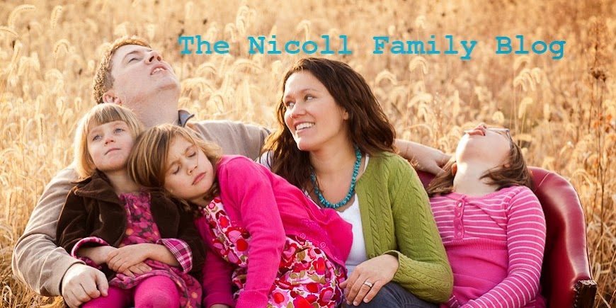 Nicoll Family Blog