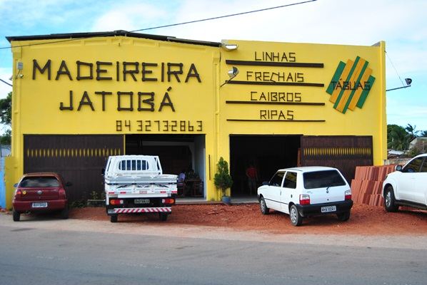 Madeireira Jatobá