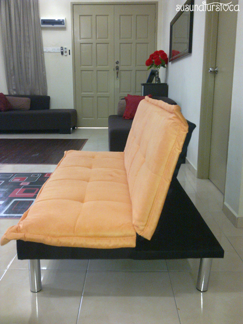 Sofa Bed Untuk Ruang Keluarga