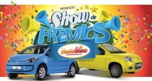 Promoção Rede Show Supermercados