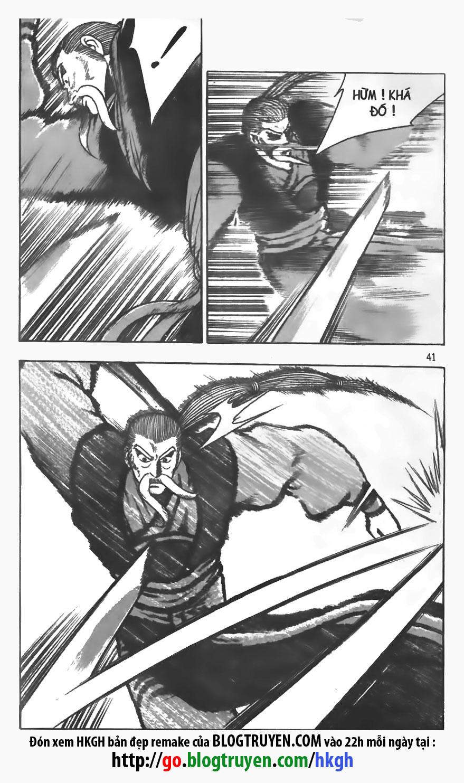 xem truyen moi - Hiệp Khách Giang Hồ Vol13 - Chap 083 - Remake