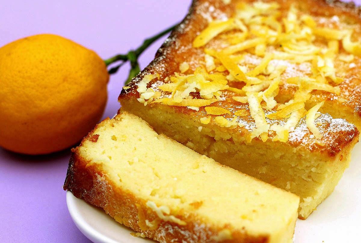 recette de cake au citron apprendre des recettes de. Black Bedroom Furniture Sets. Home Design Ideas