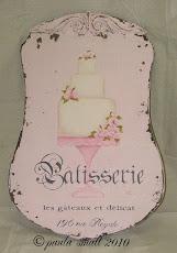La mia torta !!!