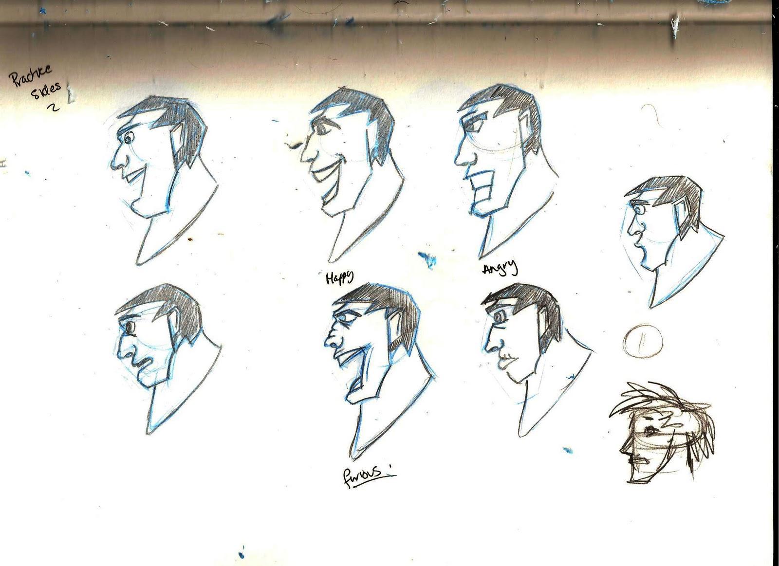 Character Design Page : Sharples designs character design hero skeleton work